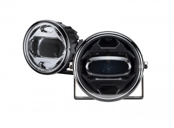 90mm White Fog Light