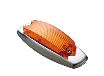 Clearance Side Marker Amber lens/ Amber light