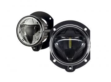 Round LED Fog Lamps