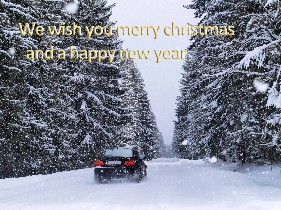 2017 happy new year merry christmas, Genplus Auto Parts